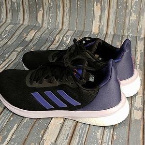 Adidas Astrarun Violet Metallic Black Purple